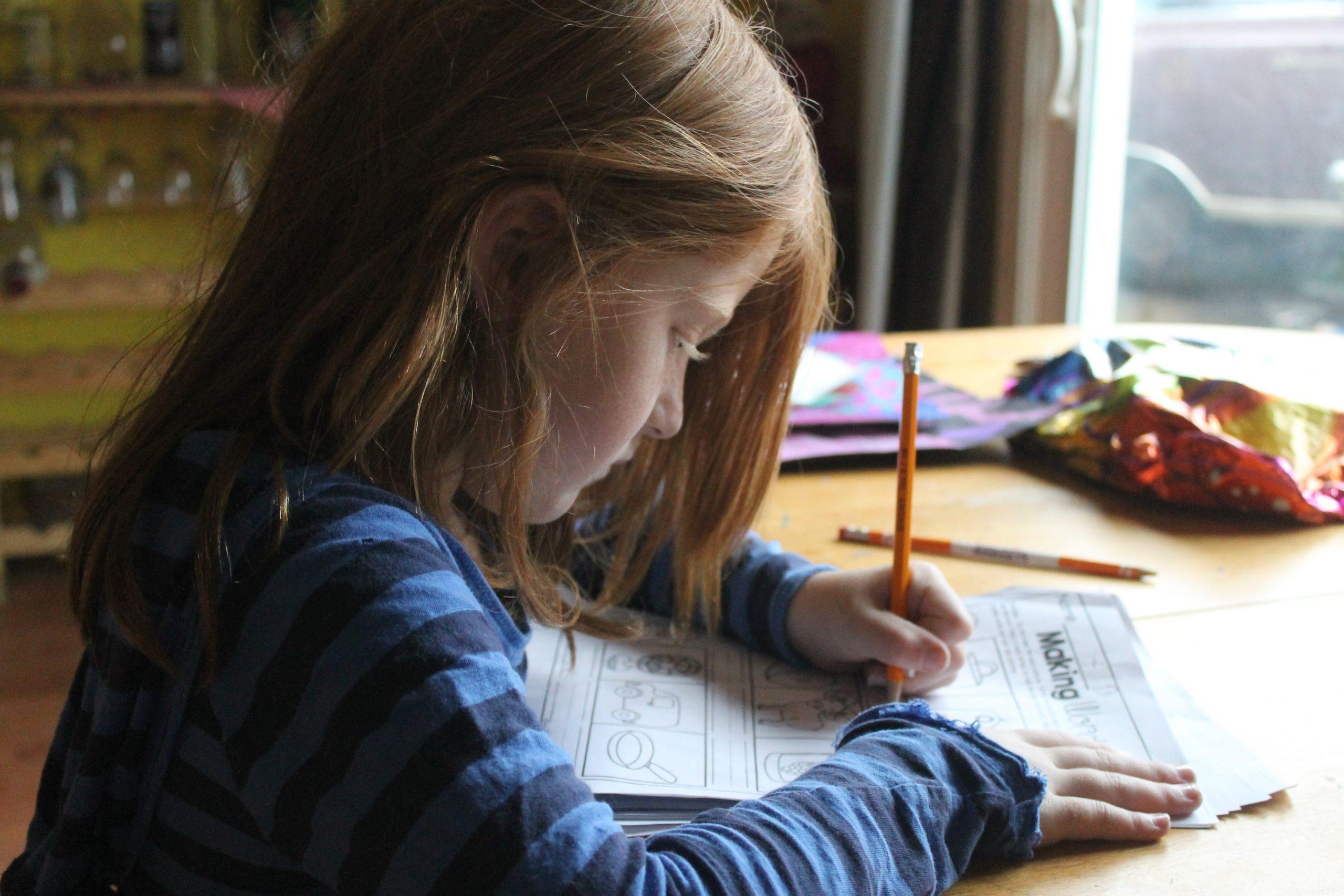 Hausaufgabentraining